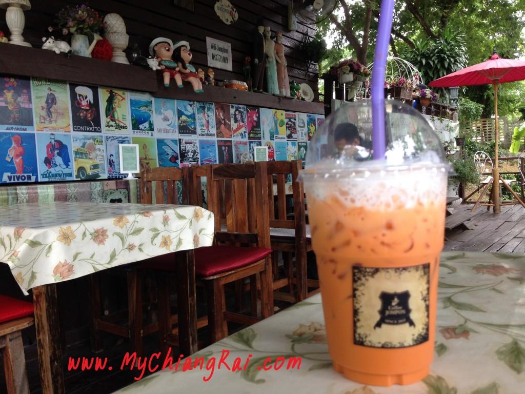 รีวิวร้านกาแฟเชียงราย
