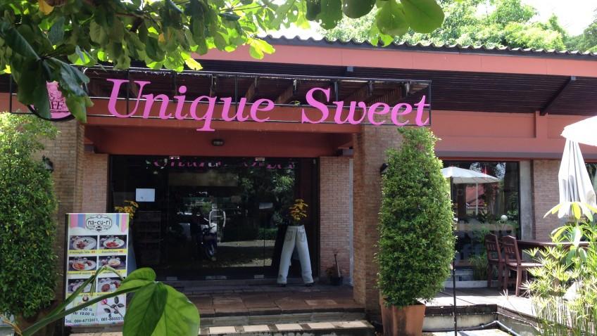 รีวิวร้านกาแฟ เชียงราย Unique Sweet