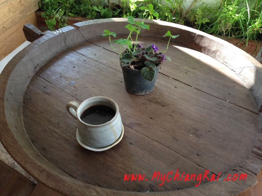 รีวิว ร้านกาแฟ หลานติ๋ม เชียงราย