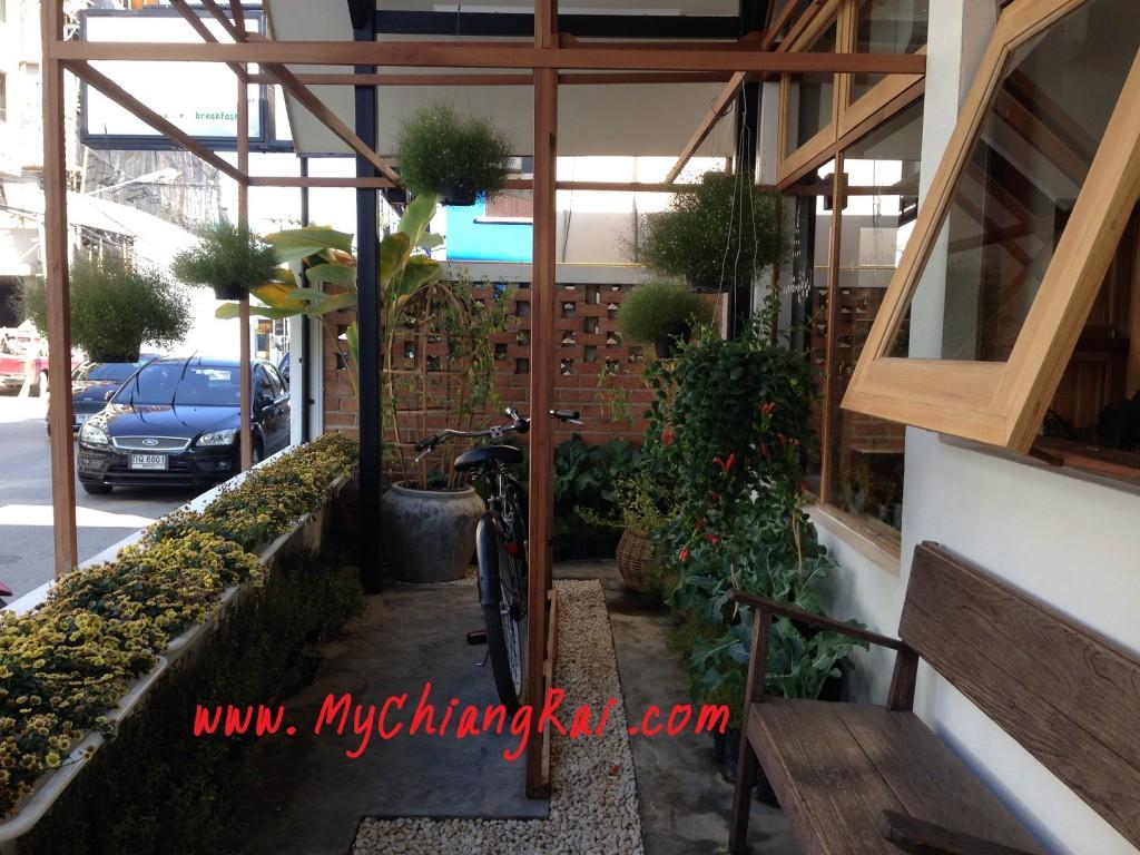 รีวิวร้านกาแฟในเมืองเชียงราย